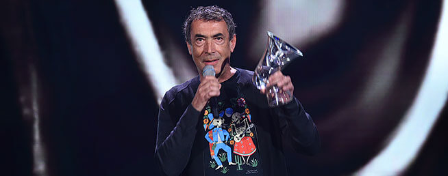 Hubert von Goisern - Amadeus Austrian Music Awards 2016