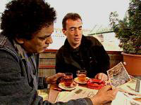 Hubert von Goisern and Mohamed Mounir